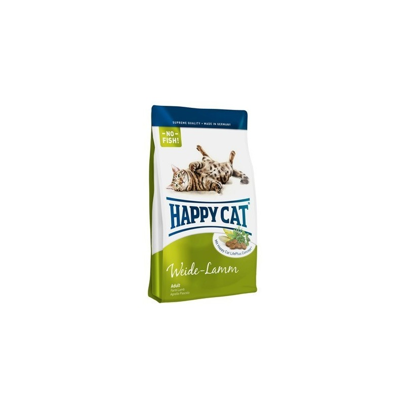 Happy Cat Supreme Fit & Well Adult Bárány 0,3kg