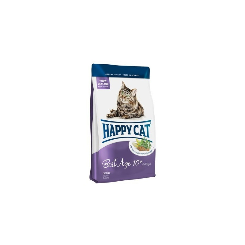 Happy Cat Supreme Fit & Well Best Age 10+ 0,3kg