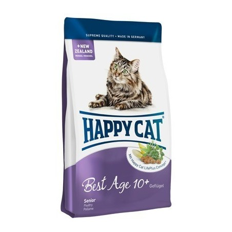 Happy Cat Supreme Fit & Well Best Age 10+ 4kg