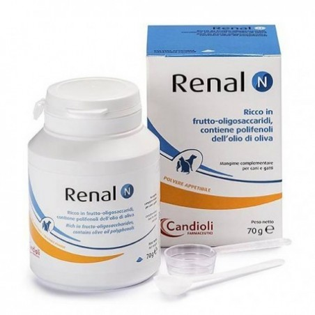 Candioli Renal N (Renal Advanced cat) 70g