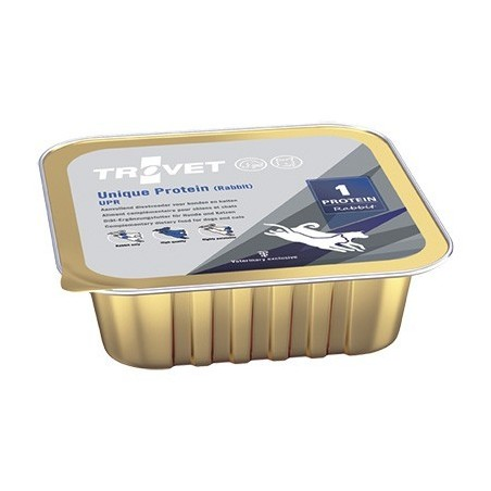 Trovet Unique Protein Rabbit 100g UPR