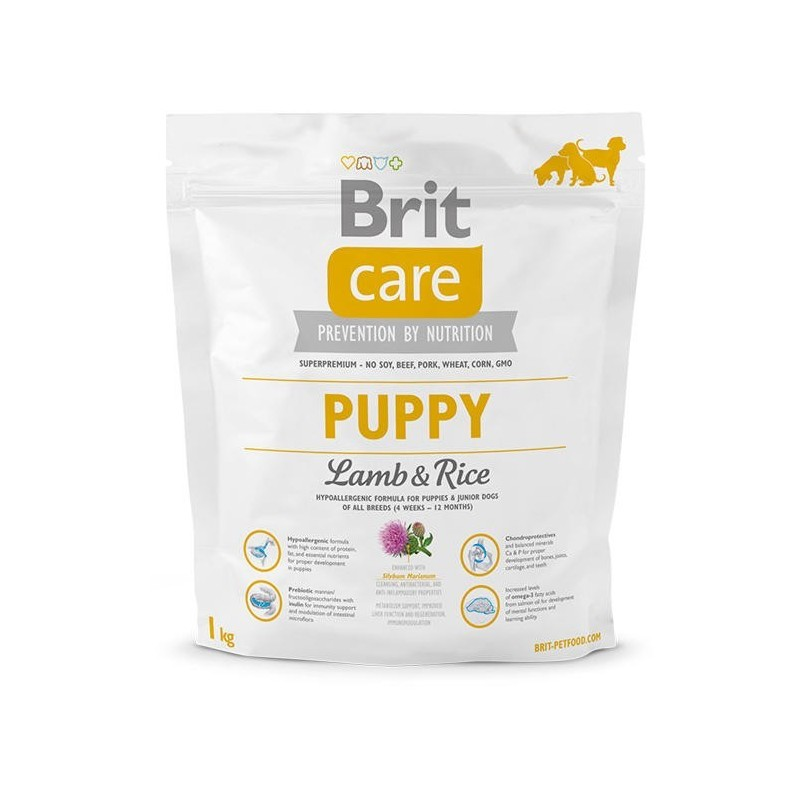Brit Care Puppy All Breed 1kg