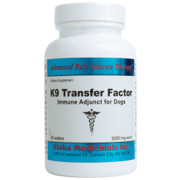 K9 Transfer factor tabletta 30 db