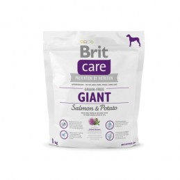 Brit Care Grain-Free Adult Giant Salmon & Potato 1kg