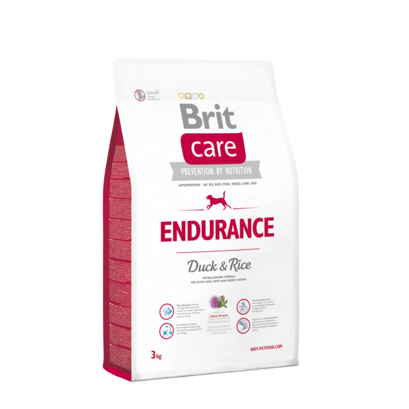 Brit Care Endurance Duck & Rice 3kg