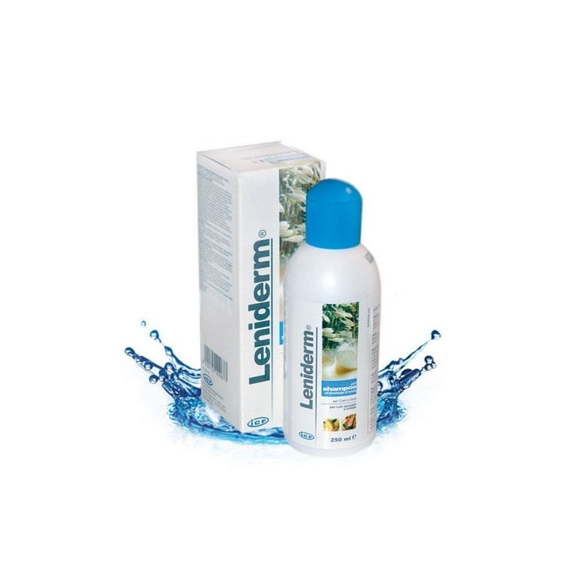 Leniderm sampon 250ml