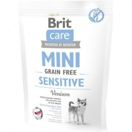 Brit Care Mini Sensitive 400g