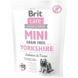 Bri Care Mini Grain-Free Yorkshire Salmon & Tuna 400g