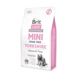 Brit Care Mini Grain-Free Yorkshire Salmon & Tuna 2kg