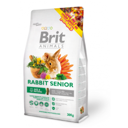 Brit Animals Rabbit Senior 300g