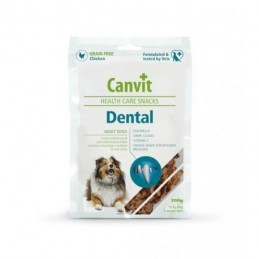 Canvit Jutalomfalat Dental 200g
