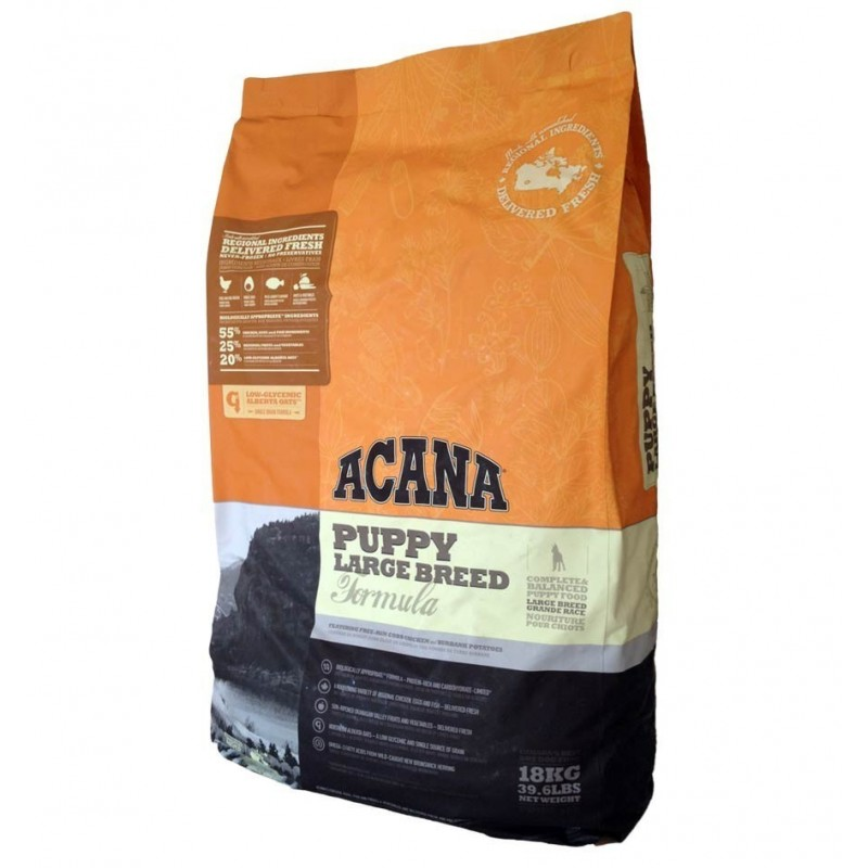Acana Puppy Large Breed 17kg