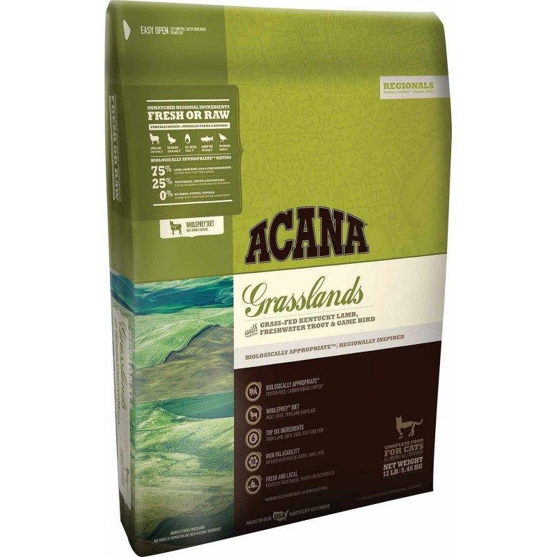 Acana Grasslands Cat 5,4kg