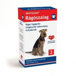 DENTIZAHN rágószalag 2 Medium