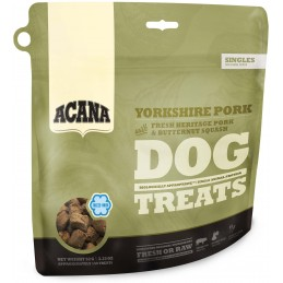 Acana Freeze-Dried Jutalomfalat Yorkshire Pork 92g