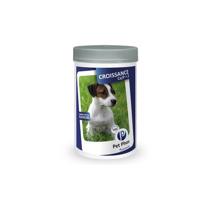 PET-PHOS CANIN Ca/P 2 tabletta 100db