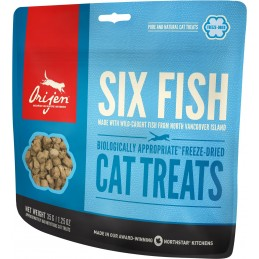 Orijen 6 Fish Cat Jutalomfalat 35g