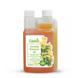 Canvit Natural Evening Primrose Oil 250ml (ligetszépe olaj)