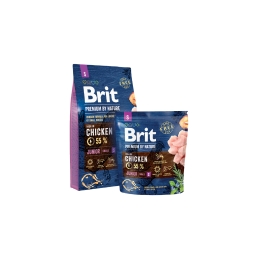 Brit Premium Junior Small 1kg