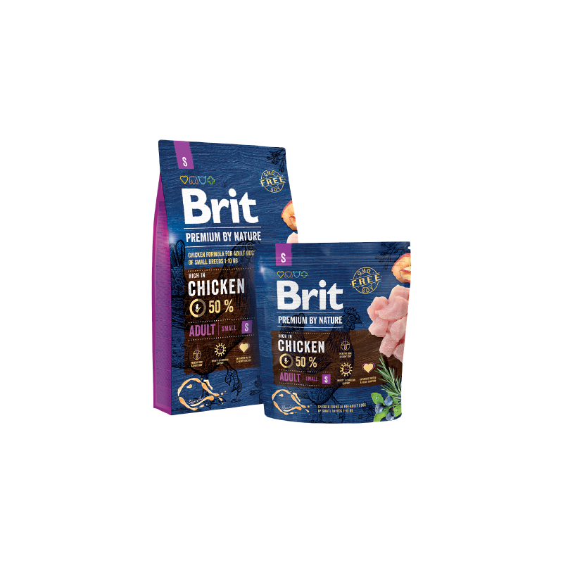 Brit Premium Small Breed Adult 8kg