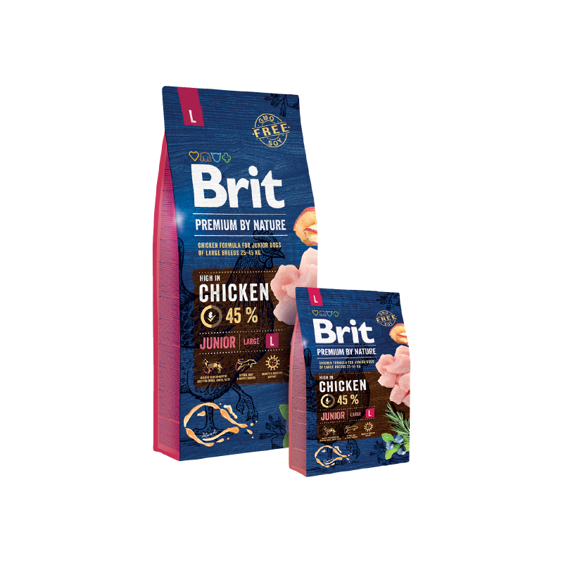 Brit Premium Large Breed Junior 3kg