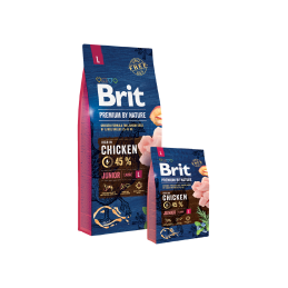 Brit Premium Large Breed Junior 15kg