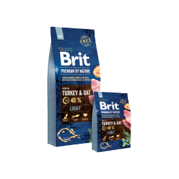 Brit Premium Light 15kg