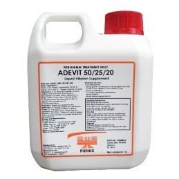 Adevit oral solution 5l