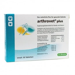 Arthrovet Plus tabletta 90db