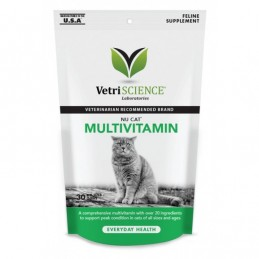 Vetri-Nu Cat multivitamin 30db