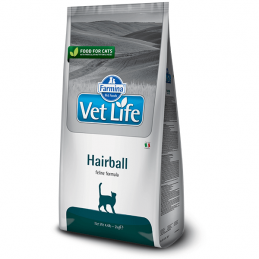 Vet Life Hairball Cat 2kg