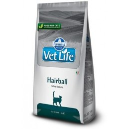 Vet Life Hairball Cat 400g