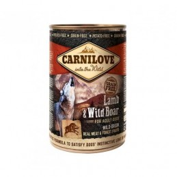 Carnilove Dog Adult Lamb &...