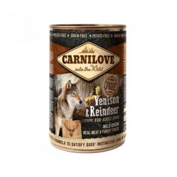 Carnilove Dog Adult Venison...
