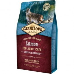 Carnilove Cat Adult Salmon...