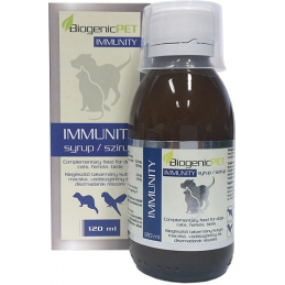 BiogenicPet Immunity 120ml