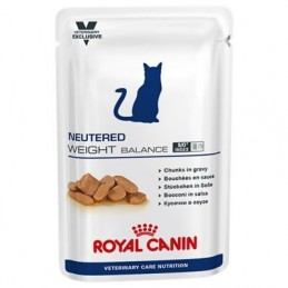 Royal Canin Feline Neutered Weight Balance 100g