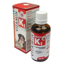 K1 vitamin oldat 50ml