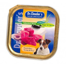 Dr. Clauder's Dog Selected...