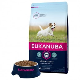 Eukanuba Active Adult Small...