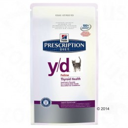 Hill´s Prescription Diet Feline Y/D 1,5kg