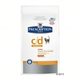 Hill's Prescription Diet C/D Multicare Chicken 1,5kg