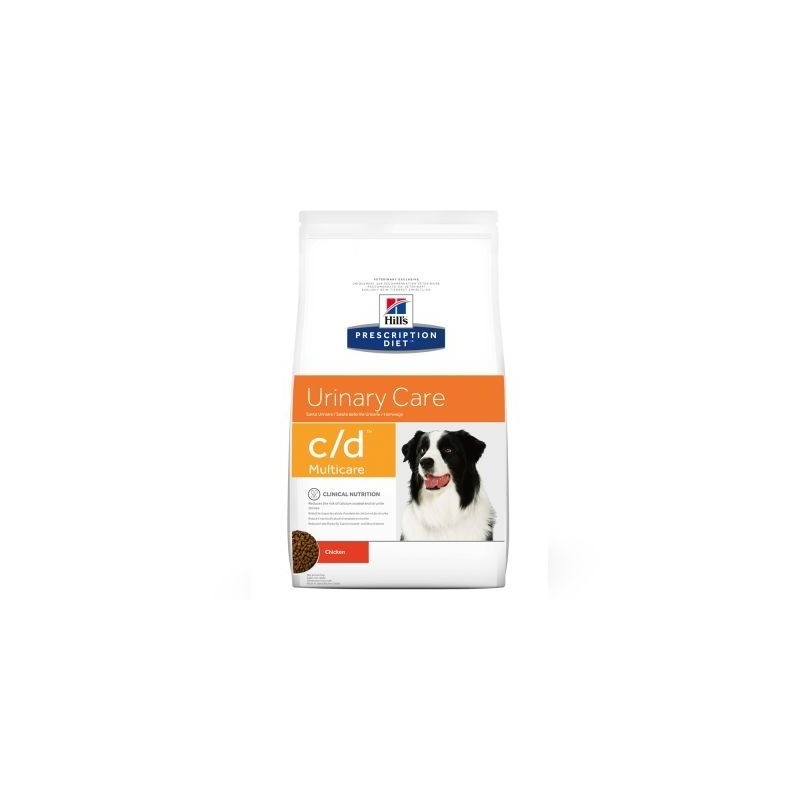 Hill's Prescription Diet Canine C/D 2kg