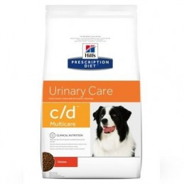 Hill's Prescription Diet Canine C/D 12kg