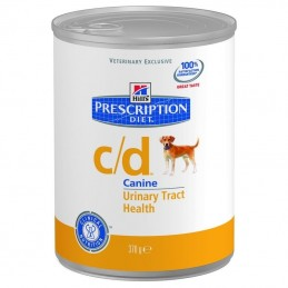 Hill's Prescription Diet Canine C/D 370g