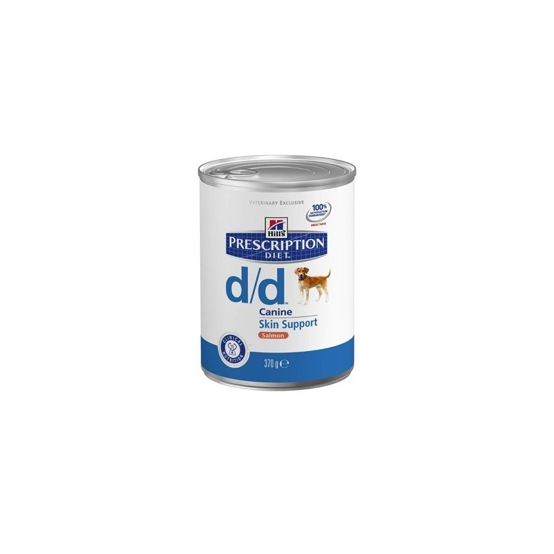 Hill's Prescription Diet Canine D/D Salmon 370g