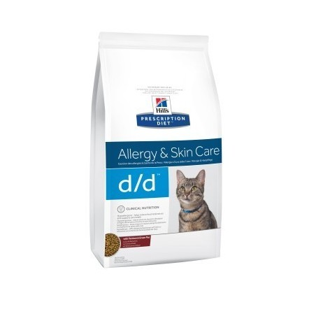 Hill's Prescription Diet Feline D/D Venison & Pea 1,5kg