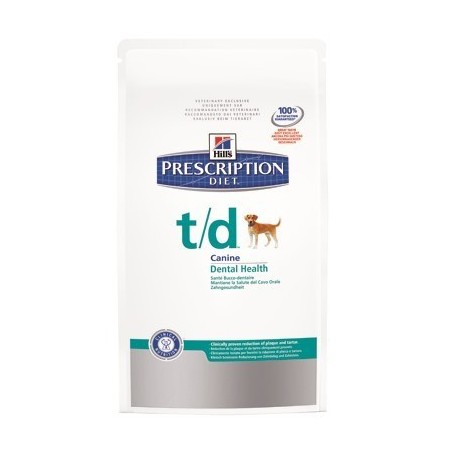 Hill's Prescription Diet T/D Canine Dental Health 3kg