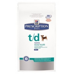 Hill's Prescription Diet T/D Canine Dental Health Small 3kg