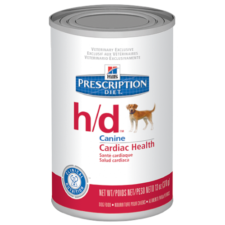 Hill's Prescription Diet Canine H/D 370g
